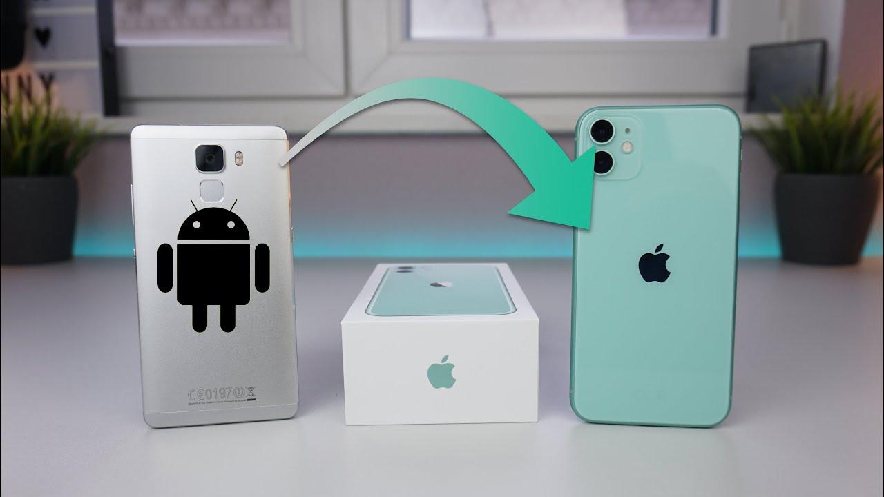 iphone daten auf htc übertragen