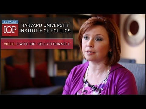3 With IOP: Kelly O'Donnell