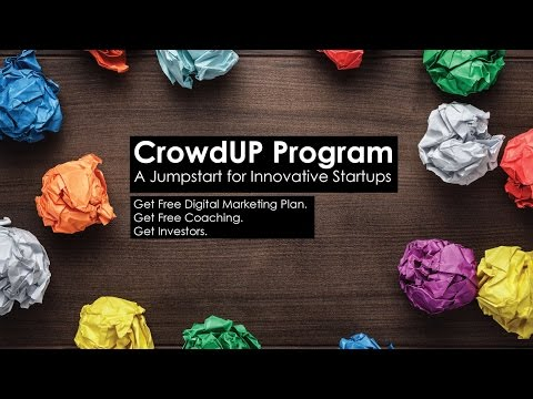 CrowdUP Program Webinar Replay with Jure Valant (Founder of Cadia Startup Exchange)
