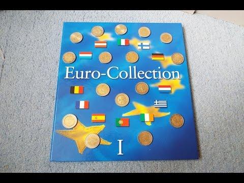 Euro Coin Collection 2016