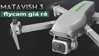 Review - Bay Thử Flycam Matavish L109S Drone - JOLAVN