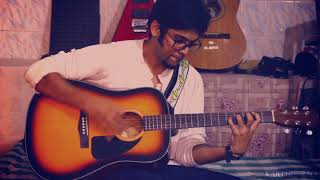 """""""0123"""" by karthik rao - original acoustic composition on cgcgbe tuning"""