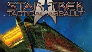 CGR Undertow - STAR TREK: TACTICAL ASSAULT review for Nintendo DS