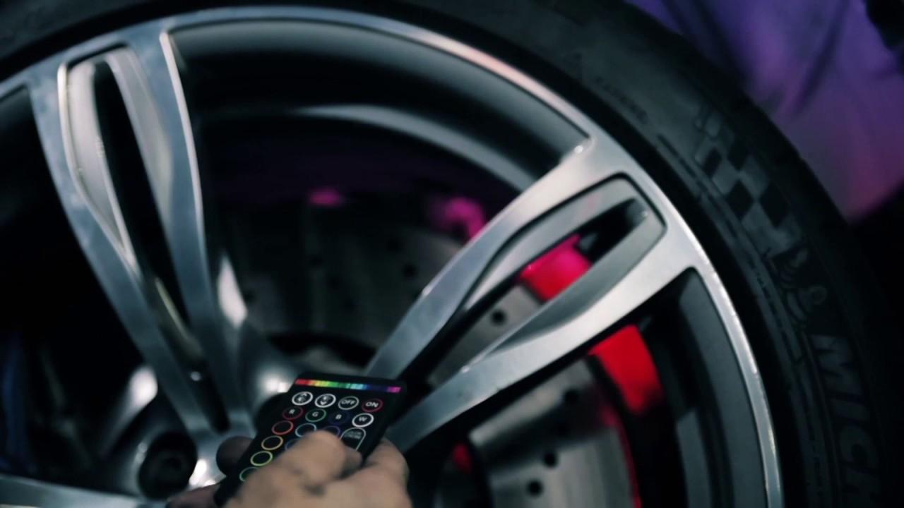 Opt7 S Aura Wheel Well Led Lighting Kit Youtube