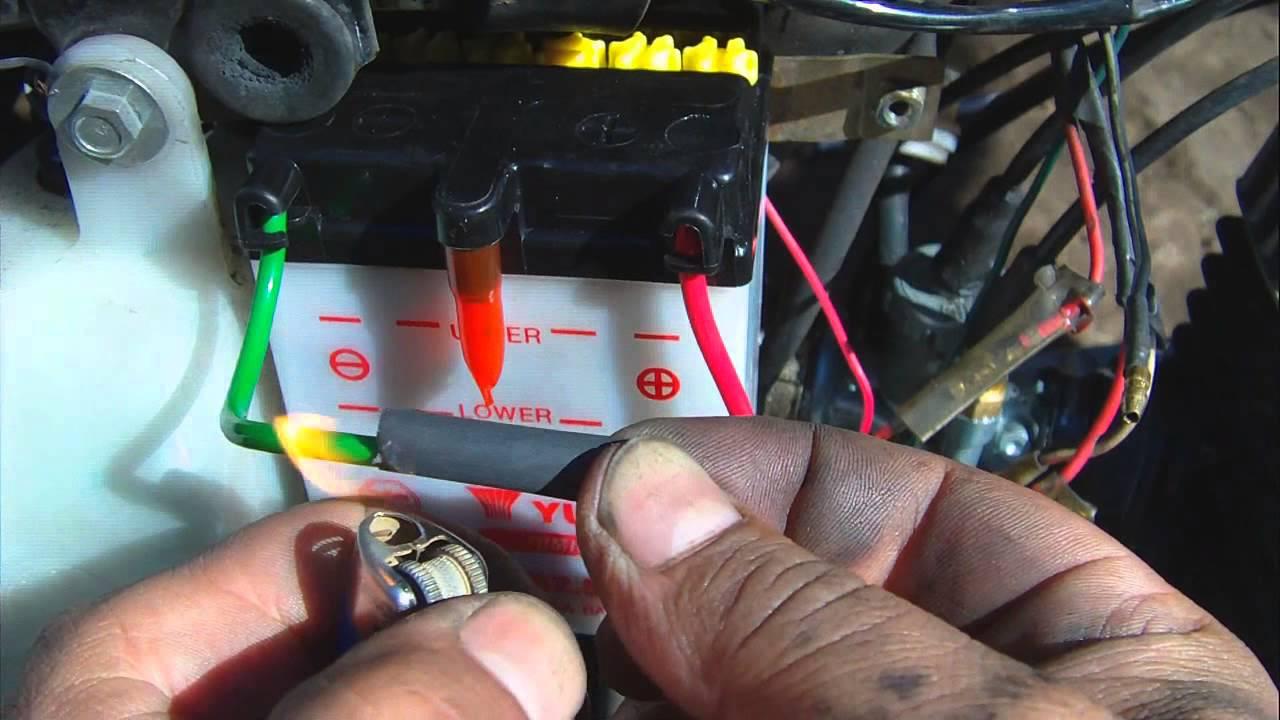 Bateria Yb2 5l C Para Honda Cg Today 125 En Suzuki Ax 100