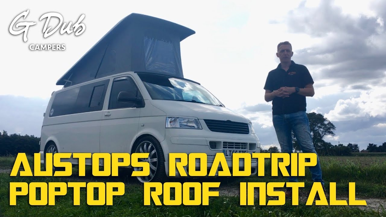 VW T5 Campervan Conversion