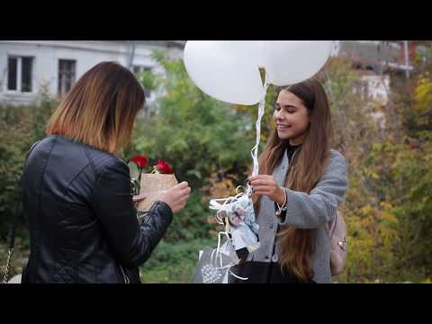 Організація освідчення в Хмельницькому. Flash Day. Романтична пропозиція руки і серця, Хмельницький