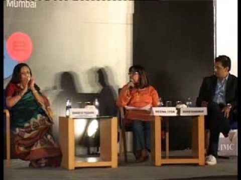 IMC Fusion 2013 - Session on Women in Cinema & Entertainment