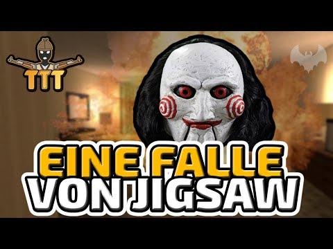 EINE FALLE VON JIGSAW - ♠ TROUBLE IN TERRORIST TOWN TOTEM #1065 ♠ - Dhalucard