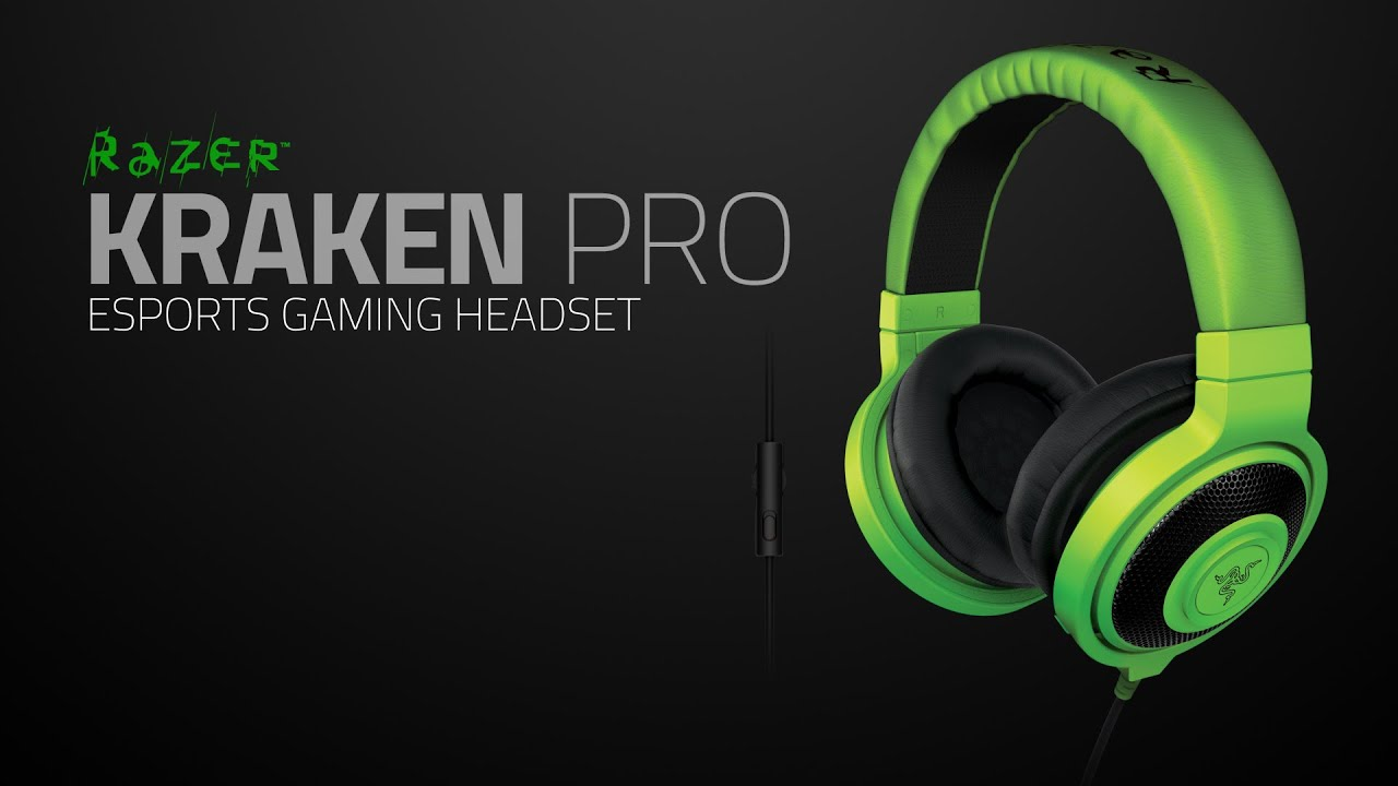Cute Live Wallpapers For Mobile Razer 101 Razer Kraken Pro Esports Gaming Headset