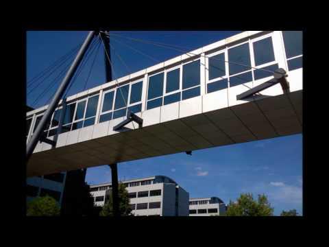 Bildimpressionen Walldorf Haltestelle SAP Headquarters