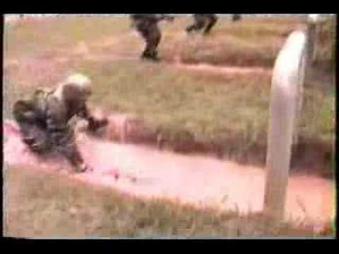 Basic Training Bayonet Training