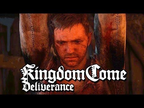 Kingdom Come Deliverance Gameplay German #33 - Folter