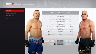EA SPORTS™ UFC® 3 Chuck Liddell vs. Tito Ortiz