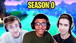 BEFORE SEASON 1 of Fortnite! #2 (Emotional Fortnite Nostalgia)
