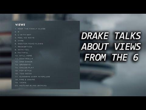 DRAKE - VIEWS FROM THE 6 [FULL ALBUM] DOWNLOAD BELOW
