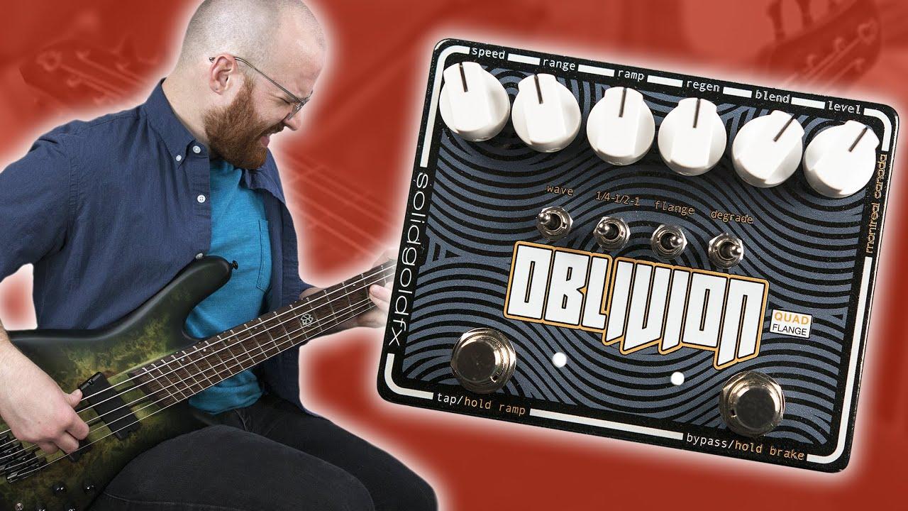 Pushing Your Tone Into Oblivion! - SolidGoldFX Oblivion [Demo]