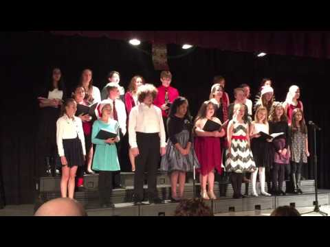 Palos South PAE Antiphonal deck the halls