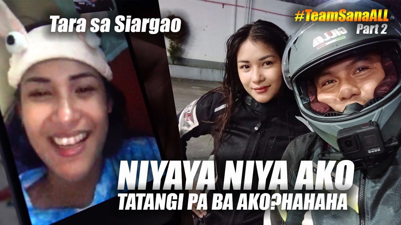 Download Siargao tayong dalawa AS A FRIEND | #TeamSanaALL Part 2