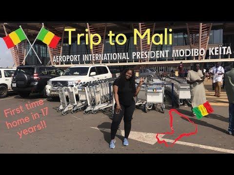 MY TRIP TO AFRICA!!! |MALI VLOG