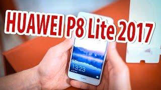 Смартфон HUAWEI P8 Lite 2017. Обзор - бенчмарк, игры, камера