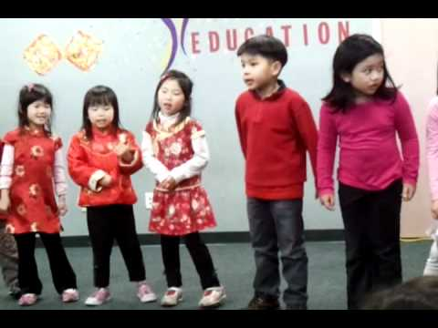Katie faith wang performed itsy bitsy spider