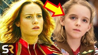 Here's How Captain Marvel Will Totally Mess Up MCU Continuity