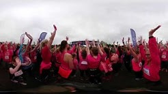 Cancer Research UK Race for Life Glasgow 360