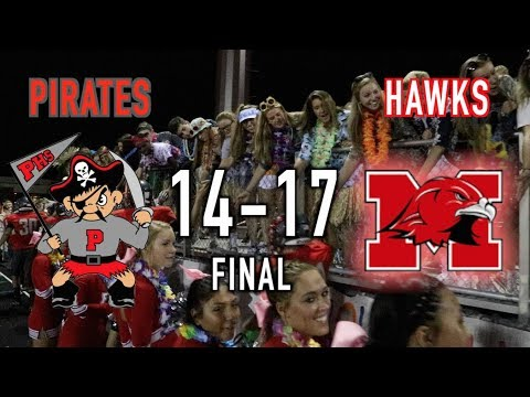 Palatine VS Maine South High School - PHS Football Highlights