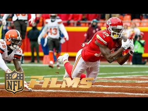 "Jeremy Maclin Mic'd Up (Week 16) | Browns vs. Chiefs | NFL Films ""Sound FX"""