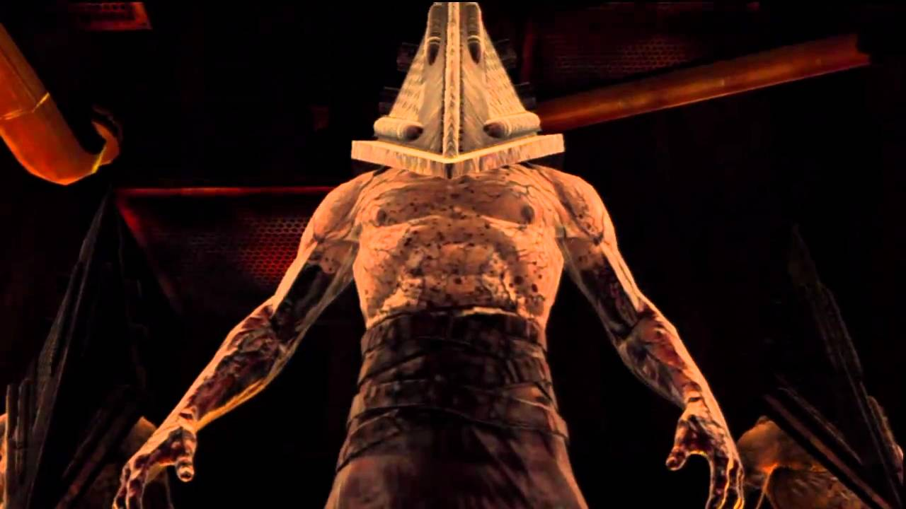 Silent Hill Homecoming Boogeyman Pyramid Head Ending Youtube