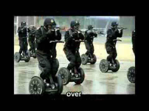 Detroit Police Parody