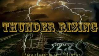 Thunder Rising en résidence au Studio Midnight Sound Studio