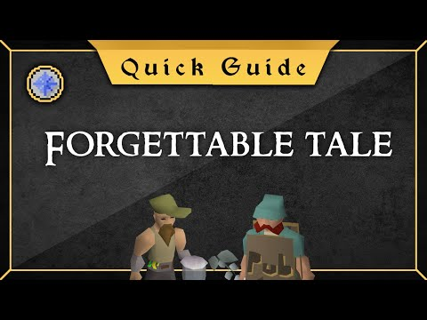 [Quick Guide] Forgettable Tale Of A Drunken Dwarf