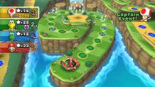 Mario Party 9 Party Mode - Toad