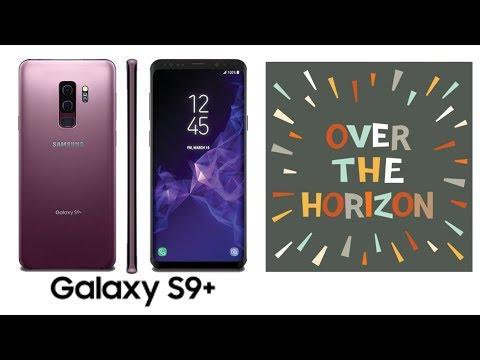 The Evolution of Over the Horizon (2011-2018) (Samsung Galaxy Theme)