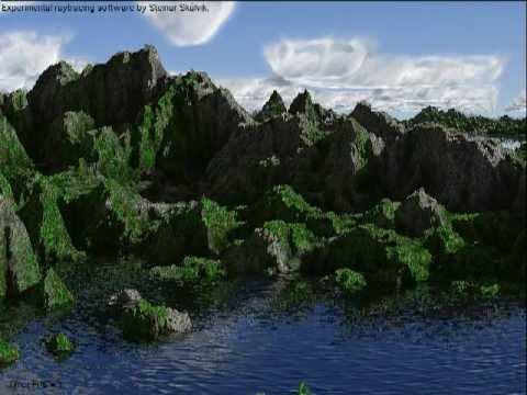 Voxels Liquid by Mrdoob  Experiments with Google