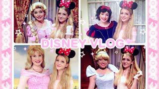 MEET ALL THE PRINCESSES!! Disney World Vlog Days 4, 5 and 6