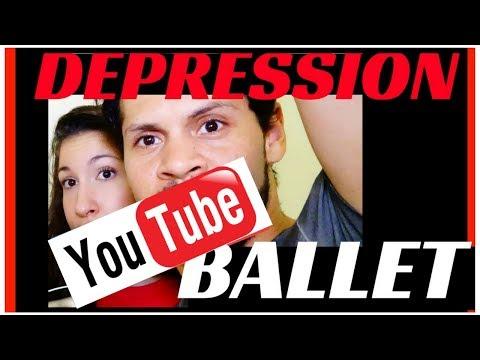 Depression in Ballet- struggles dancers have. ballet dancer confessions- ballet problems