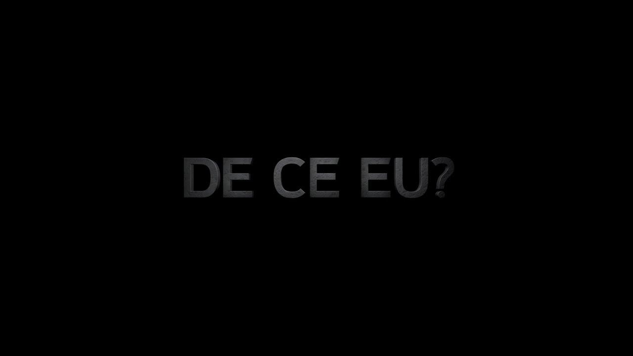 DE CE EU? - Teaser Trailer (2014)