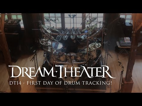 DT14 - First Day of Drum Tracking!