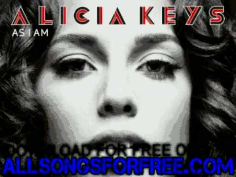 alicia keys - Wreckless Love - As i Am (The Super Edition)