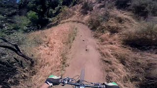 XC Ride: Non-stop Brown Mountain to El Prieto, Pasadena CA, 20…