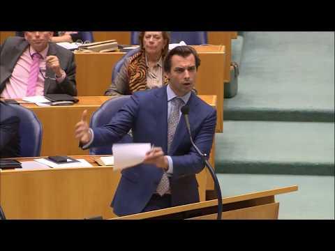 Thierry Baudet (FVD) leert lesje Brexit aan Mark Rutte - APB17