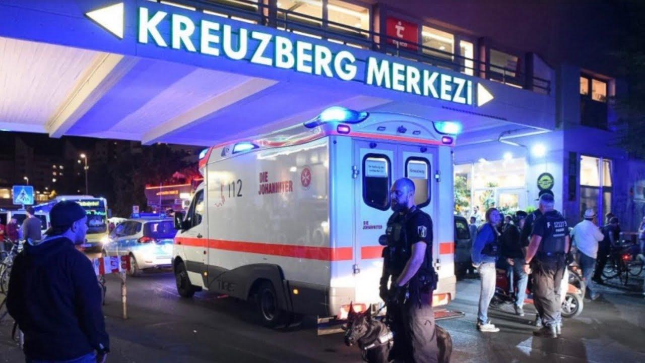 Almanya içinde Türkiye - KREUZBERG