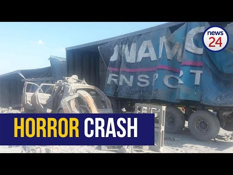 WATCH: Limpopo accident leaves 26 dead, including 2 children