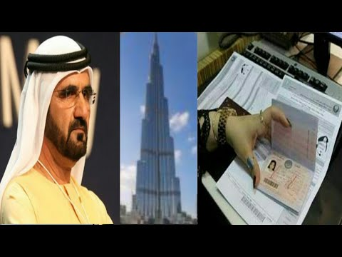Dubai: UAE's New Visa System to Come into Effect Today