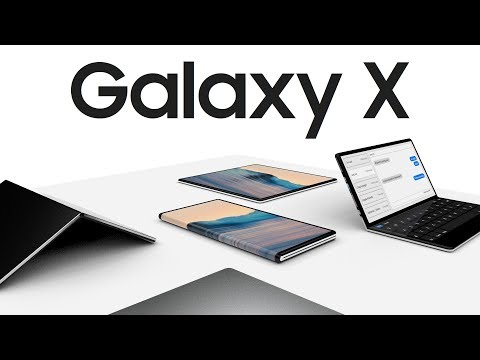 Samsung Galaxy X Foldable | Official Trailer | How much will it cost?