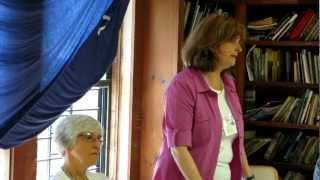 Jewcology Public Narrative 6.14.12 Full Leadership Story: Cindy Rubin