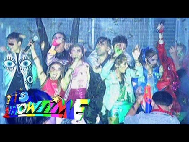 Jugs & Teddy, Karylle and Mariel Performance   It's Showtime Magpasikat 2016